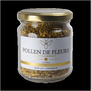 pollen de fleurs origine france
