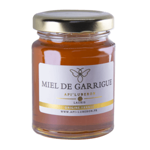 miel de garrigue origine france