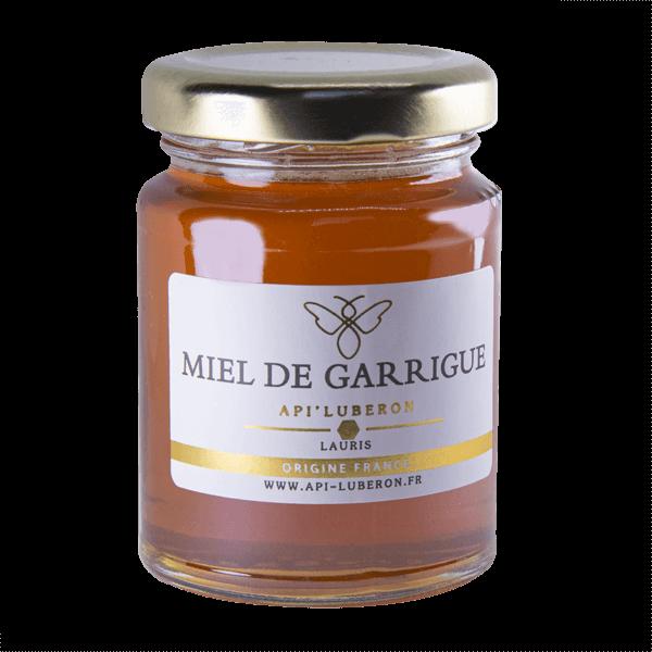 miel de garrigue origine france